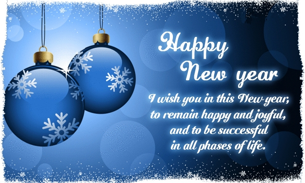 Happy New Year Status Images