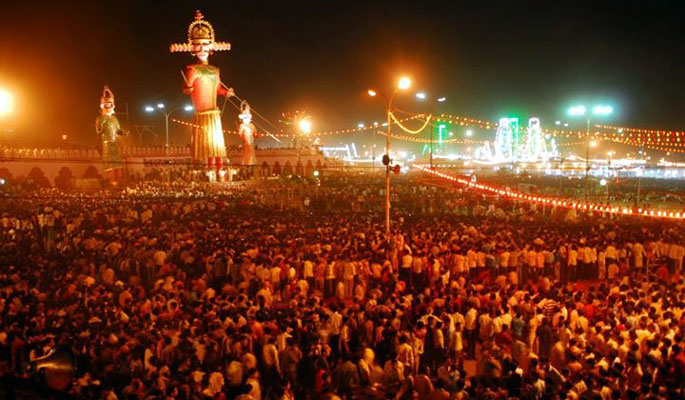 dussehra festival in india